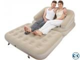 Jilong Relax 5 in 1 Air Sofa cum Bed