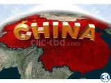China 1st Time Single Entry Visa