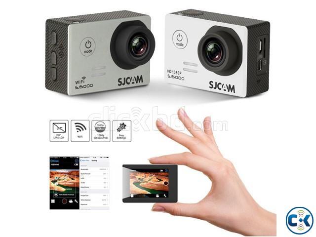 SJCAM SJ5000 WIFI Novatek 96655 14MP 2.0 LCD | ClickBD large image 0