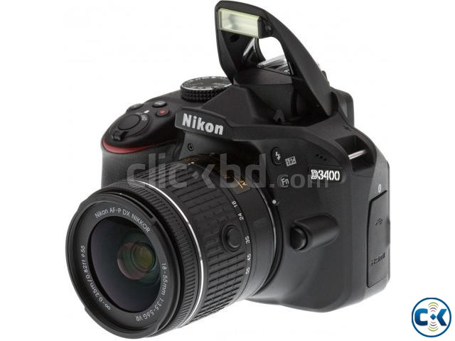 Nikon D3400 24.2MP Budget 3 Inch Full HD Digital SLR Camera | ClickBD large image 0