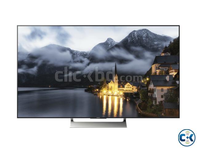 SONY BRAVIA X9000E 55INCH 4K HDR LED TV | ClickBD large image 0