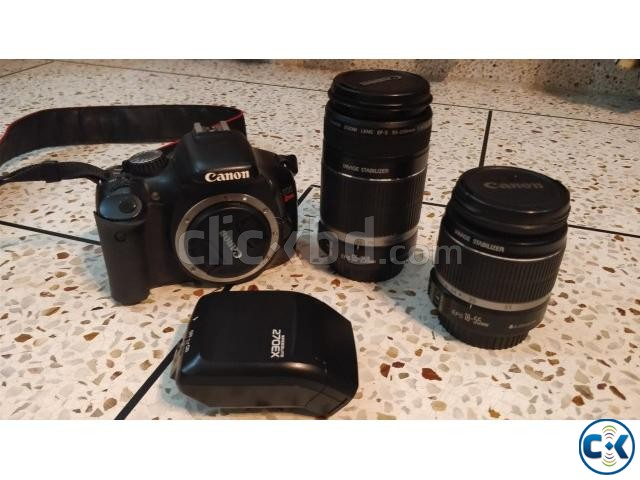Canon EOS Rebel T2i | ClickBD large image 0
