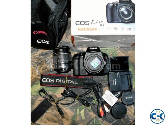 Canon Kiss X5 full package kit 600D Made in Japan | ClickBD large image 0