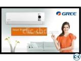 GS18CT II Gree Brand 1.5 Ton Split AC.