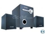 Microlab M109 24Watt RMS 2 1 Speaker