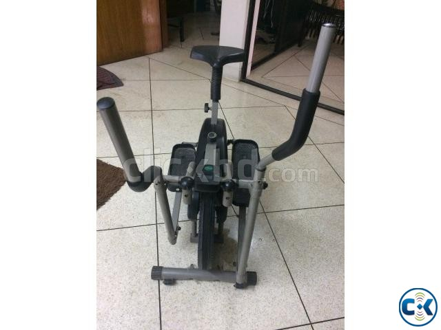 Exercise Bike Cross Trainer Life Fit 3 in 1  | ClickBD large image 0