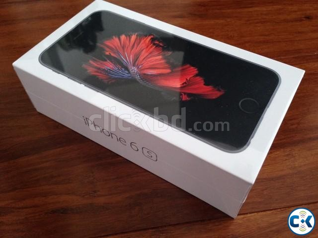 Apple iPhone 6s 64GB Intact Seal Box Come From USA | ClickBD large image 2
