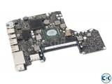 MacBook Unibody Model No. A1278 2.4 GHz Logic Board