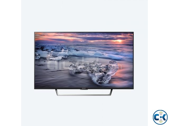 Sony Bravia KDL 49W750E 49 One-Touch Mirroring Smart TV | ClickBD large image 1