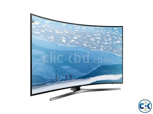 Samsung UA65 ku6500k 65 4K curved led | ClickBD large image 0