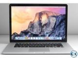 MacBook Pro 15 Retina Mid 2012 Early 2013 Display