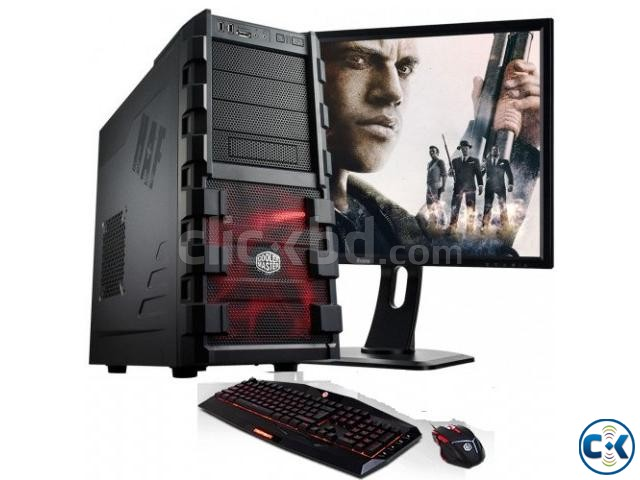 Winter Offer Core i5 pc with 19 Led | ClickBD large image 0