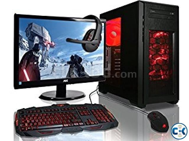 Winter Offer Core i5 pc with 19 Led | ClickBD large image 2