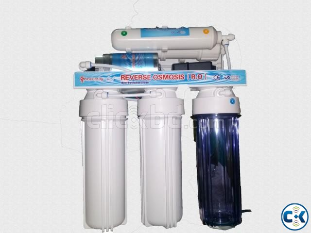 75GPD RO Water Purifier Open System | ClickBD large image 0