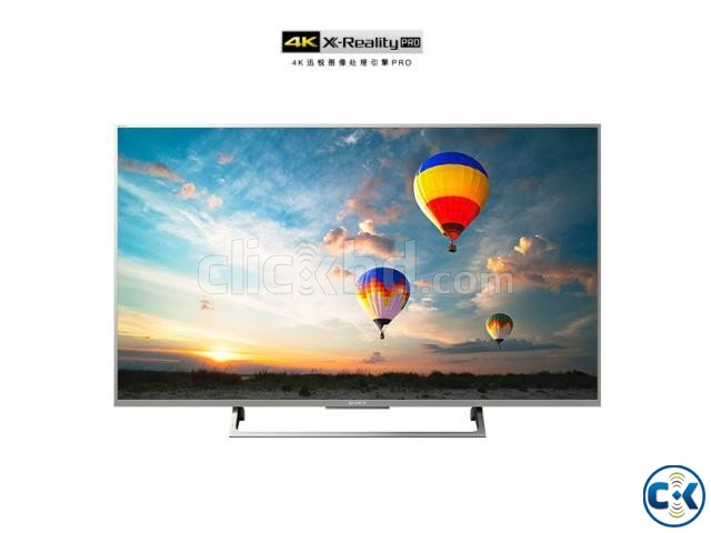 Sony Bravia X7500D 65 Flat 4K UHD Wi-Fi Smart Android TV | ClickBD large image 1