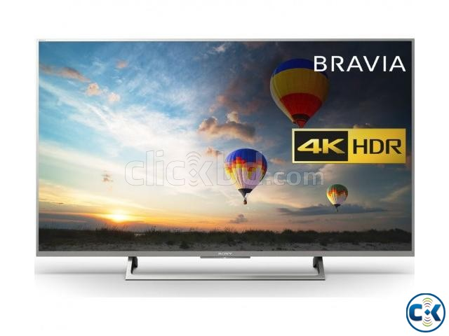 Sony Bravia X7500D 65 Flat 4K UHD Wi-Fi Smart Android TV | ClickBD large image 2