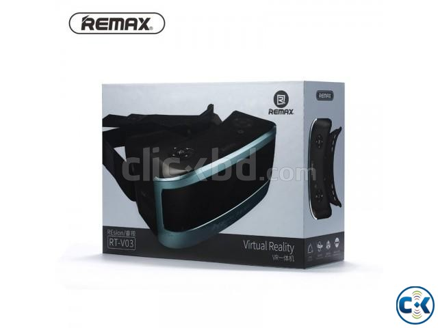 REMAX RT-V03 VR Box 3D Glass | ClickBD large image 3