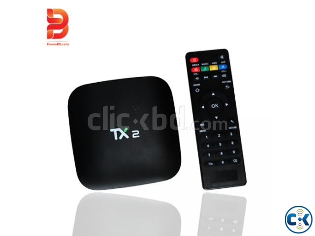 Tanix TX2 - R2 TV Box Android 6.0 | ClickBD large image 0