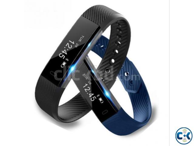 D115 Fitness Tracker Smart Bracelet | ClickBD large image 0