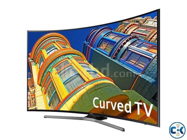Brand new samsung 55 inch LED TV KU6300 | ClickBD large image 0