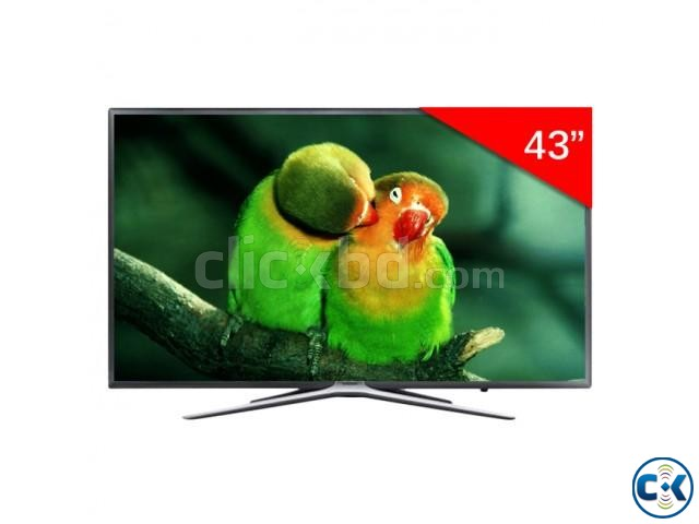 Brand new Samsung 43 inch LED TV M5500 | ClickBD large image 1