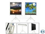 Tripod Projection Screen 70 x 70