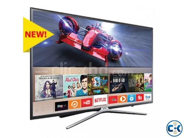 43 inch SAMSUNG M5500 SMART HD TV | ClickBD large image 0