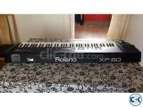 Roland Xp-80 Brand New