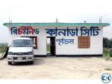 Avenue Road side Plot Purbachal
