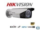CCTV Camera 4 PCS.HIK VISION 700TV