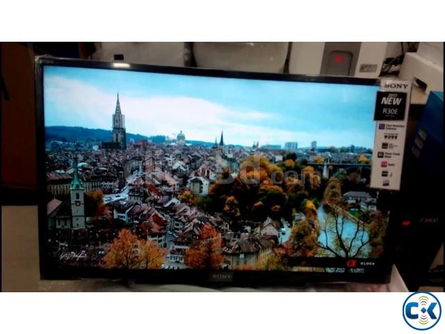 Sony Brvaia 32R302E HD 32 Inch FM Radio LED Television | ClickBD large image 0