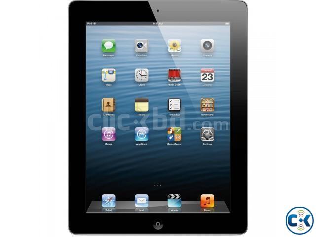 iPad 4th Gen 16GB Wi-Fi Cellular Verizon Black | ClickBD large image 0