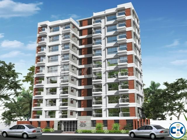 Hyperion Ready Flat at Mirpur-2 | ClickBD large image 0