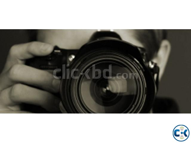 Photographer available for wedding and all types of parties. | ClickBD large image 1