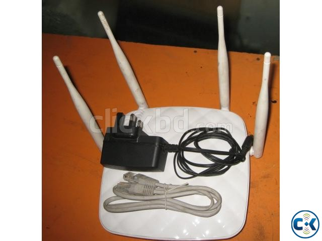Tenda Router Fh456 400mbs | ClickBD large image 0