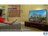 SONY BRAVIA MADE IN JAPAN 75XE85 4K HDR ANDROID TV