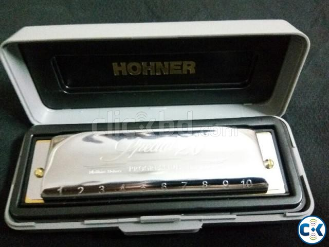 Harmonica Mouth Organ Special 20 F  | ClickBD large image 0