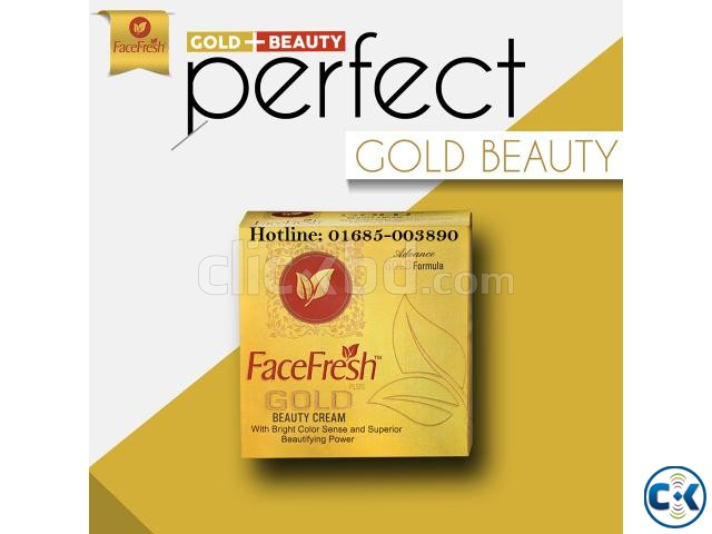Face Fresh Gold Beauty Cream | ClickBD large image 0