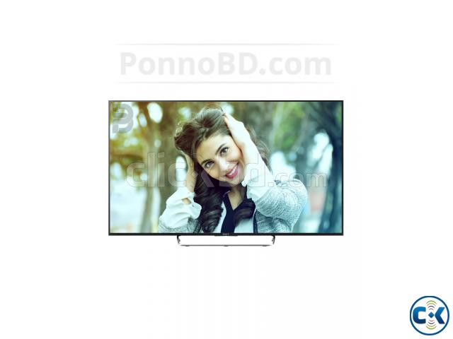 Bravia 43 W800C FHD 3D Android LED TV | ClickBD large image 0