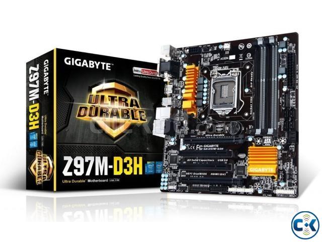 Core i5 4460 processor Gigabyte z97m motherboard | ClickBD large image 0