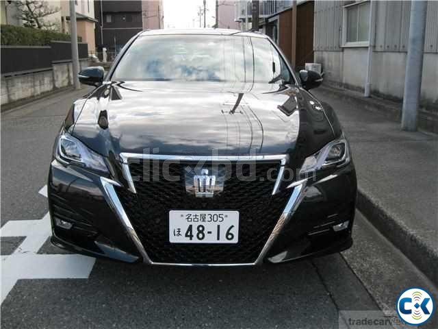 Toyota Crown Hybrid 2015 | ClickBD large image 0