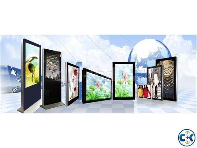 Advertisement Display Touch Kiosk for Rent or Sale | ClickBD large image 0