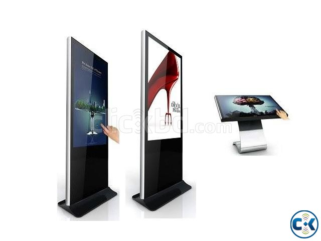 Advertisement Display Touch Kiosk for Rent or Sale | ClickBD large image 1