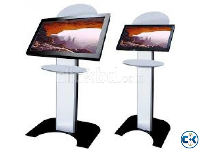 Advertisement Display Touch Kiosk for Rent or Sale | ClickBD large image 2