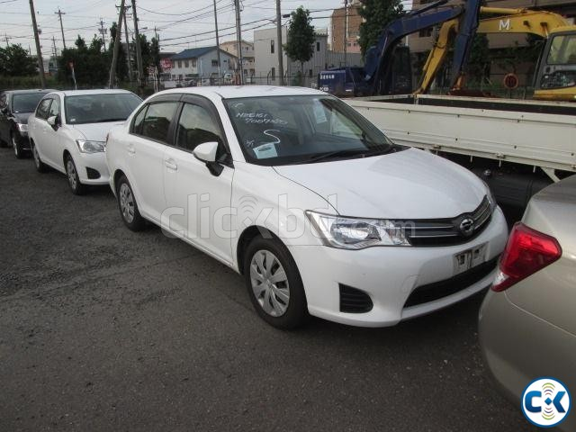 Toyota AXIO X WHITE 2013 | ClickBD large image 3