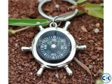 Compass Key Ring