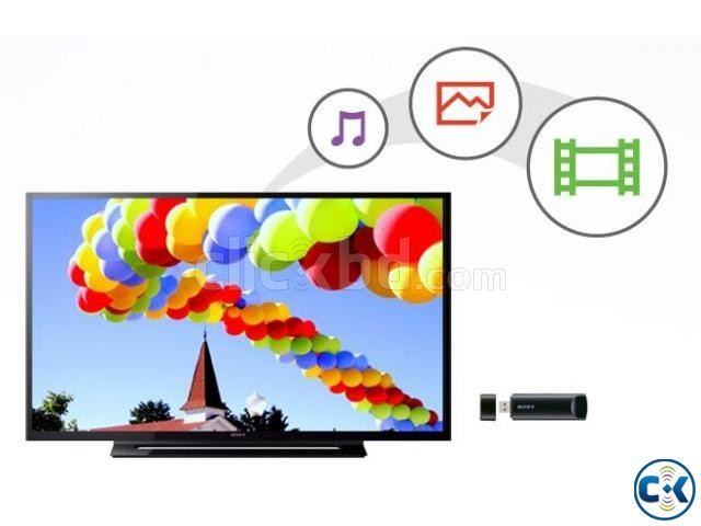 Sony Bravia 40 inch R352E Basic FHD LED Television | ClickBD large image 1