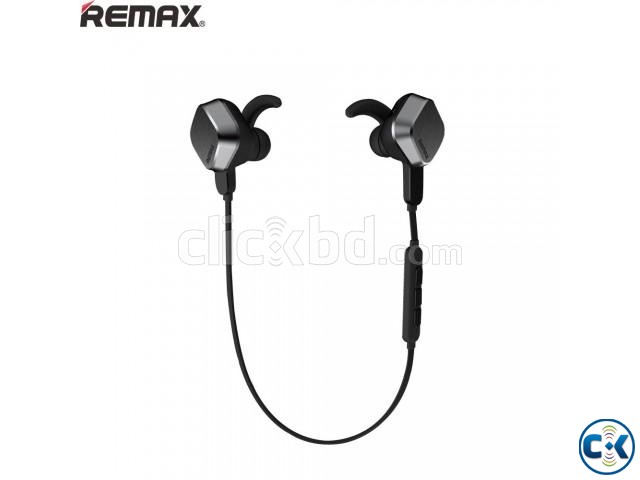 Magnet motion RM-S2 Bluetooth 4.1 Sport HeadPhones Black | ClickBD large image 0