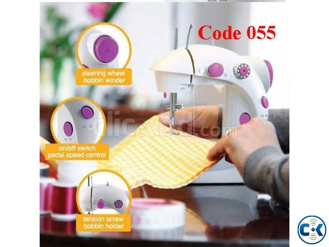 4 in 1 Electric Sewing Machine | ClickBD large image 0