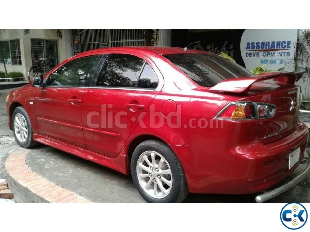 Mitsubishi Lancer Ex GLS with Sunroof | ClickBD large image 0